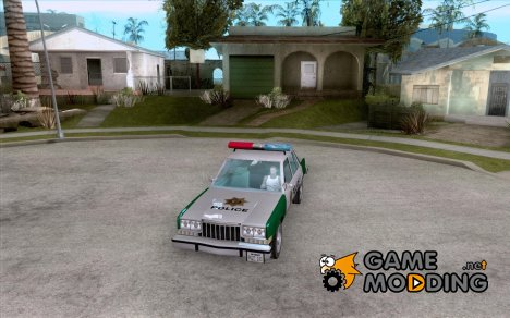 Dodge Diplomat 1985 Police for GTA San Andreas