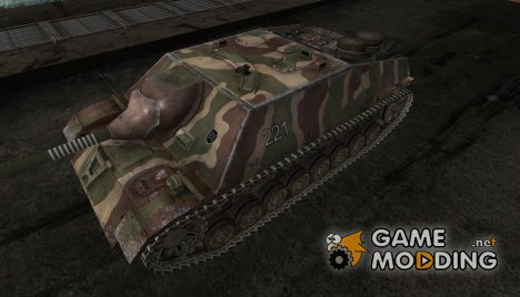 JagdPzIV 23 for World of Tanks