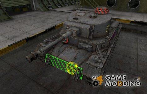 Качественные зоны пробития для VK 30.01 (P) for World of Tanks