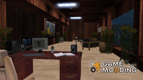 Офис в Криминальной России for GTA San Andreas