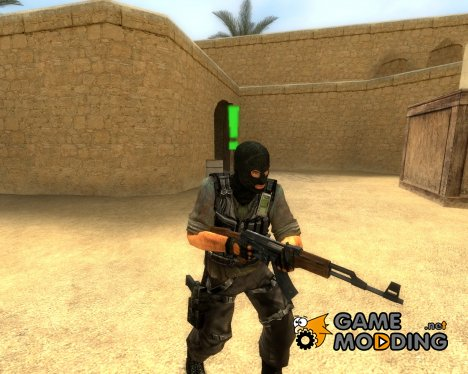 Phoenix Soldier для Counter-Strike Source