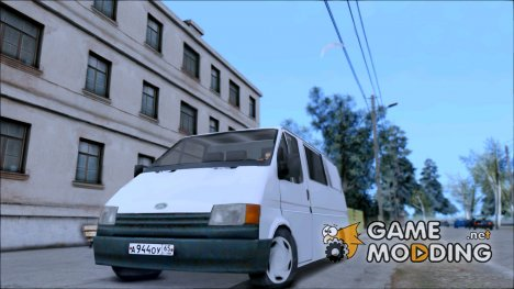 Ford Transit 1999 (Грузовой) для GTA San Andreas
