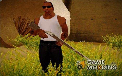 GTA V Musket для GTA San Andreas