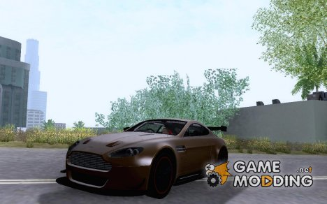 Aston Martin v8 Vantage N400 for GTA San Andreas