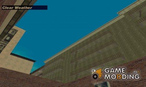 Редактор погоды for GTA 3