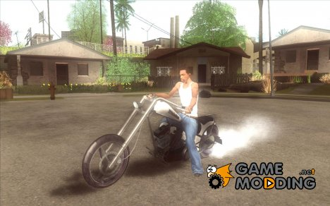 Diabolus Bike for GTA San Andreas