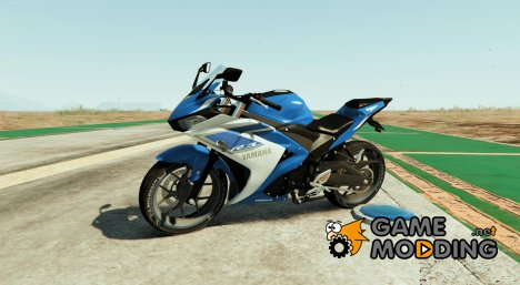 Yamaha YZF R3 for GTA 5