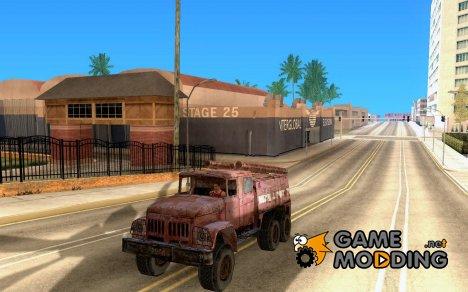 Зил 131 Пожарный S.T.A.L.K.E.R. для GTA San Andreas