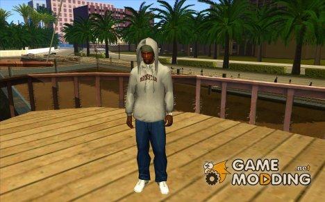 Толстовка с капюшоном for GTA San Andreas