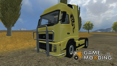 Volvo FH16 для Farming Simulator 2013