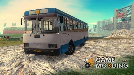 ЛАЗ 52527 for GTA 3