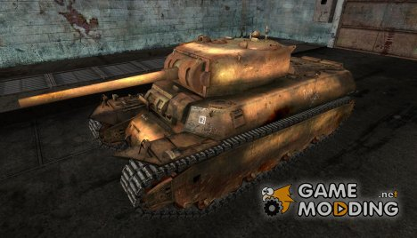 М6 for World of Tanks