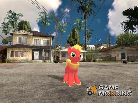 Big Macintosh (My Little Pony) for GTA San Andreas