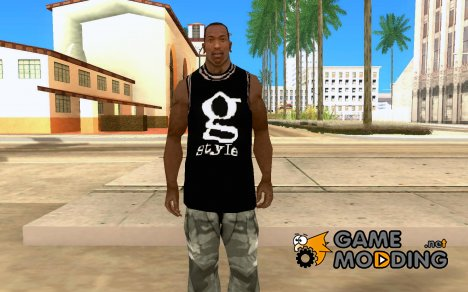 Майка g-style for GTA San Andreas