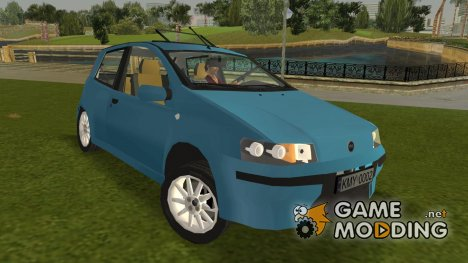 Fiat Punto II для GTA Vice City