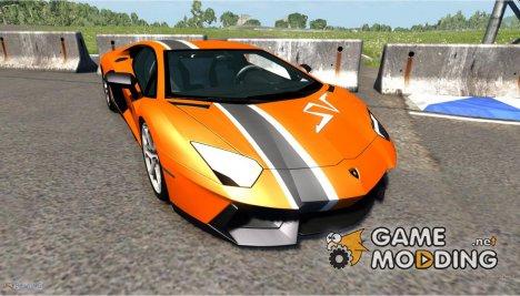 Lamborghini Aventador for BeamNG.Drive