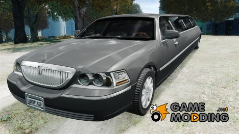 Lincoln Town Car Limousine для GTA 4
