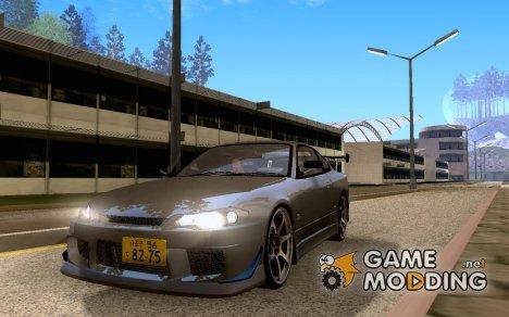 Nissan Silvia S15 N.O.B для GTA San Andreas