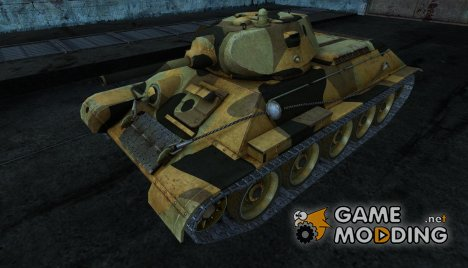 T-34 20 для World of Tanks