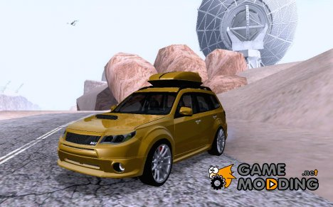 Subaru Forester RRT Sport 2008 for GTA San Andreas