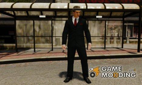 Коул Фелпс for GTA 4