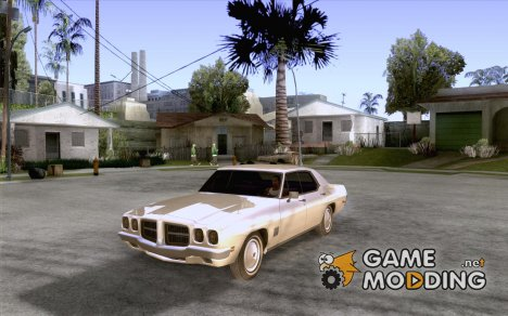 Pontiac LeMans 1971 for GTA San Andreas