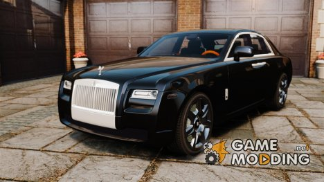 Rolls-Royce Ghost 2012 for GTA 4