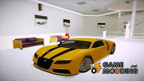GTA V Truffade Adder V2 для GTA San Andreas