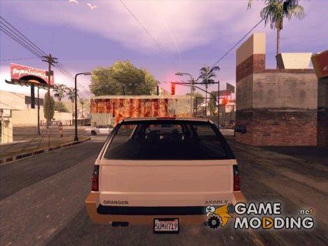 Звук при торможении авто for GTA San Andreas