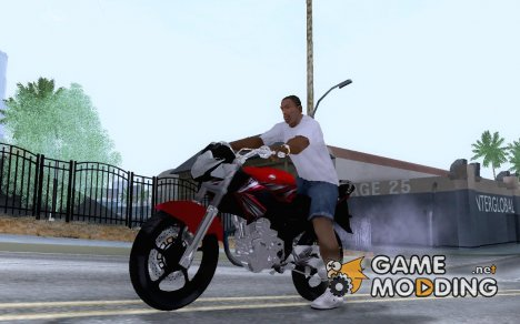 Yamaha V-Ixion Red Indonesia для GTA San Andreas