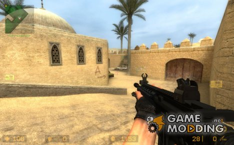 BF3 M27 IAR Imitation для Counter-Strike Source