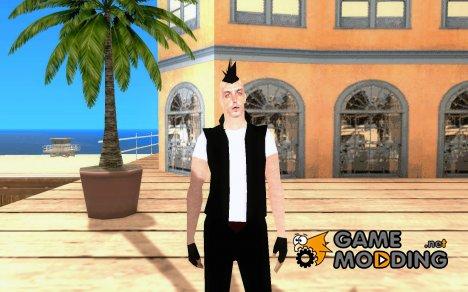 Тилль Линдеманн for GTA San Andreas
