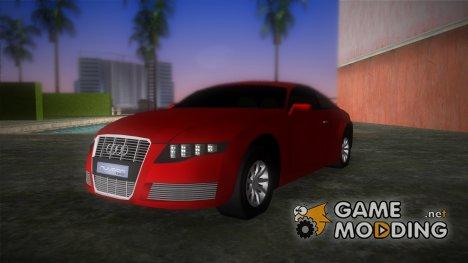 Audi Nuvolari Quattro для GTA Vice City