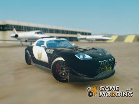 GTA V Bravado Banshee Supercop для GTA San Andreas