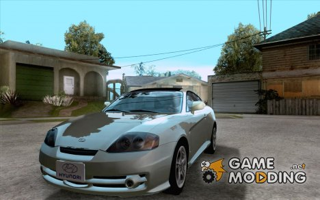 Hyundai Tiburon V6 Coupe 2003 for GTA San Andreas