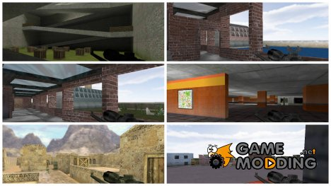 AWP Maps Pack for Counter-Strike 1.6