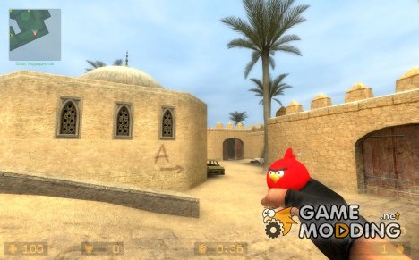 Angry birds Final version для Counter-Strike Source