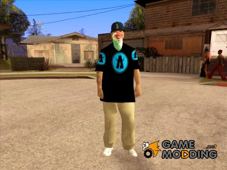 Mexican skin for GTA San Andreas
