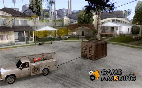 Safe from Fast Five для GTA San Andreas