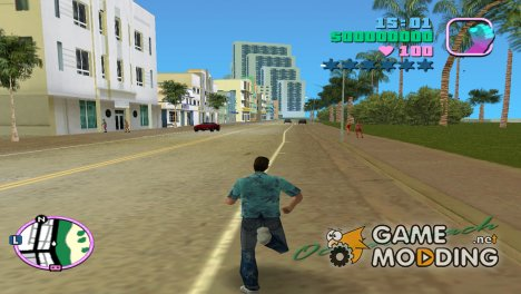 Infinite Run for GTA Vice City