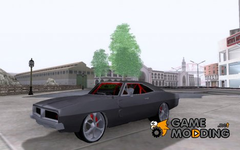 1969 Dodge Charger R/T for GTA San Andreas