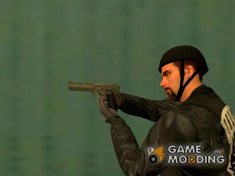 Desert Eagle Grand Theft Auto 4 для GTA San Andreas