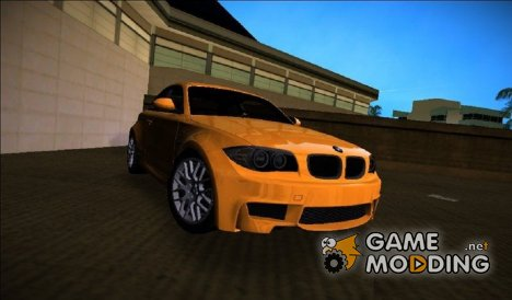 BMW 1M Coupe 2012 для GTA Vice City