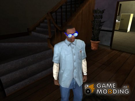 Strange Glasses VW для GTA San Andreas