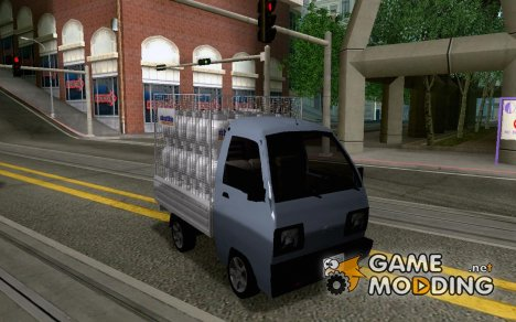 Suzuki Carry 4wd 1985 Abastible for GTA San Andreas