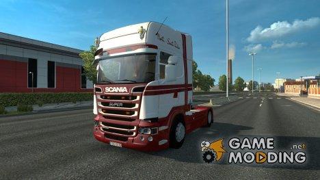 Scania Nafa for Euro Truck Simulator 2
