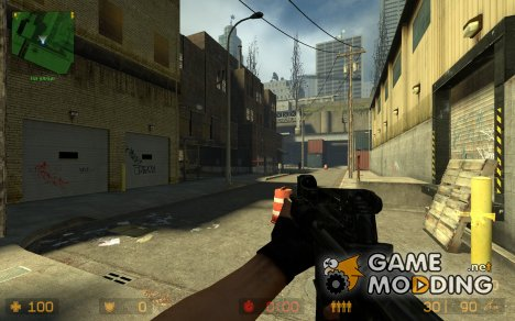 CQB M4A1 5.56 для Counter-Strike Source