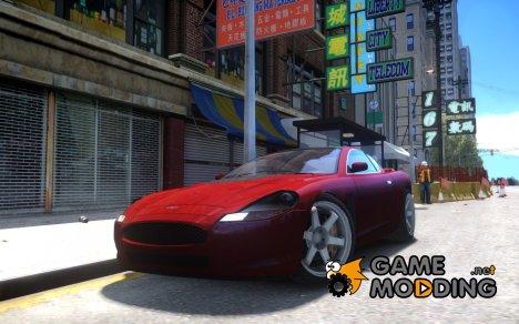 Super GTR for GTA 4