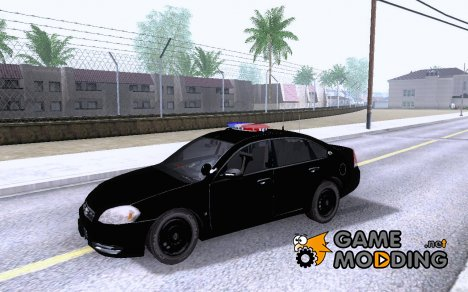 US Presidential Secret Service Chevy Impala 2006 для GTA San Andreas