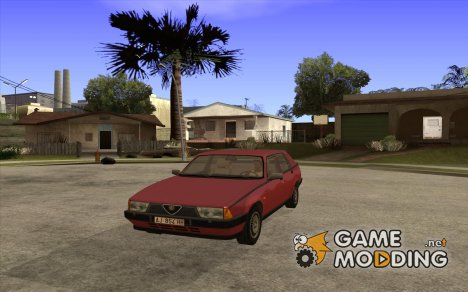 Alfa Romeo 75 for GTA San Andreas